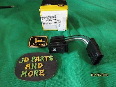 New Oem John Deere Wheel Loader Ride Control Switch At162366 344g444g744e