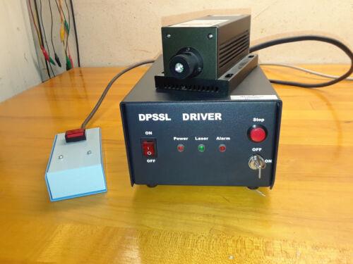 CNI MGL-H-532-1W 532nm Green Lab DPSS Laser 1W TEM00