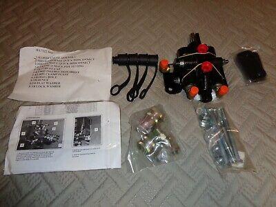 Kubota Bx Rear Hydraulic Remote Kit Bx7322 Nos