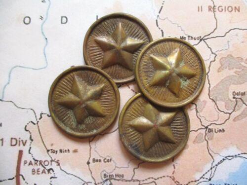 4 pins  NVA , VC North Vietnamese PIN, THE NLF