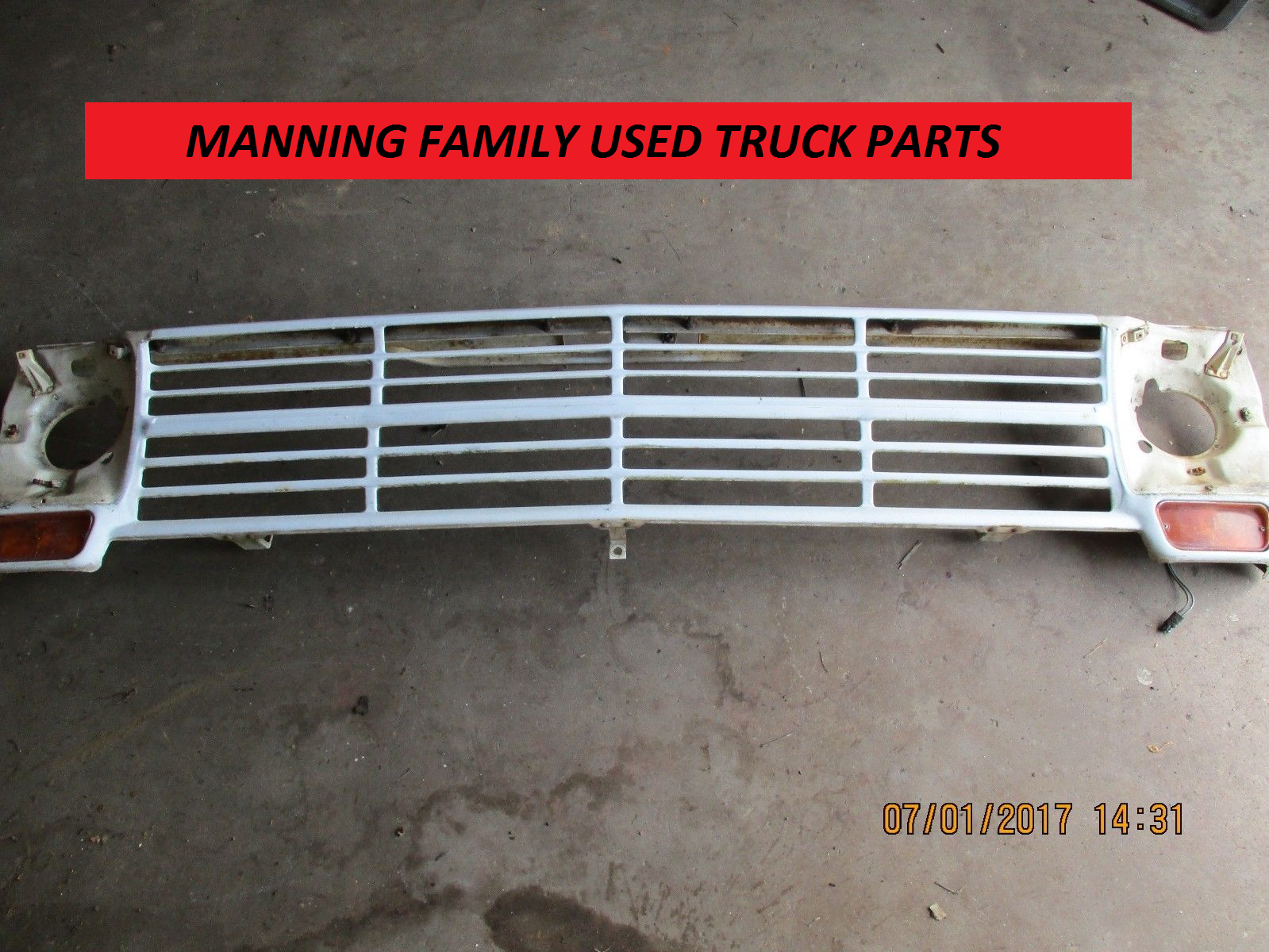 MANNING FAMILY USED TRUCK PARTS