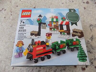 NEW IN BOX LEGO RETIRED SET 40262 - Christmas Train Ride