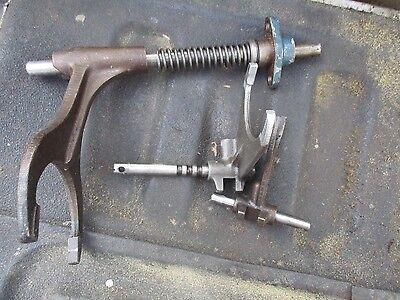 Kubota L3750 5 Cylinder Diesel Tractor Transmission Shift Shifting Forks