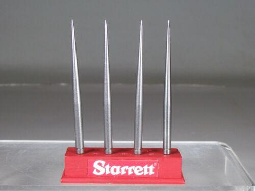 (4) NOS ORIGINAL UNUSED STARRETT 70B POCKET SCRIBER ALL STEEL POINTS PT02355B