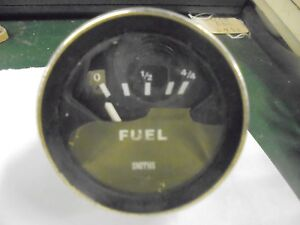 Triumph TR6 Spitfire Fuel Gas Gauge Smiths BF2232/00 Warranty
