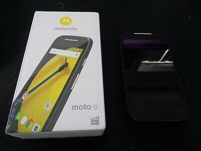 Motorola Moto E 2nd Gen (3) Black Smartphone