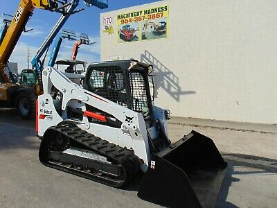 2018 Bobcat T-770 Turbo 2 Speed High Flow - Self Leveling - Super Aux Cooling