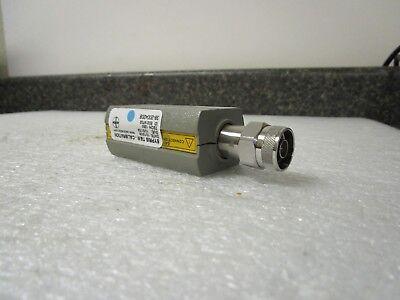 Agilent 8482a Power Sensor 100khz-4.2ghz 1uw-100mw -30 To 20dbm