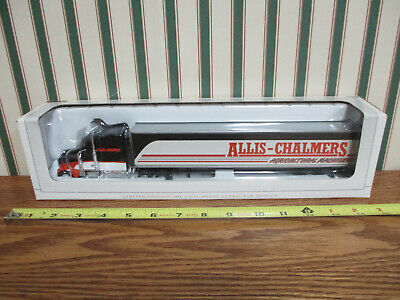 Allis-Chalmers Freightliner Semi With Van Trailer By SpecCast 1/64th Scale