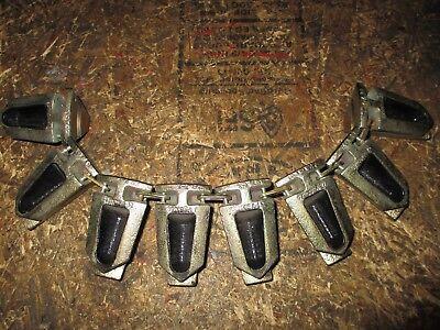Parker Hydraulic Hose Crimp Die 80c-t16n Black 1 91n Series Fittings 100r14