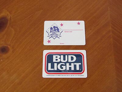 FUN WEDDING or BACHELORETTE PARTY FAVORS (Bud Light Beer Girls Night Out)   - Girls Night Out Favors