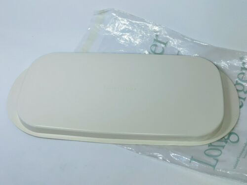Longaberger Pottery COVER LOAF LID Only New in Package Perfect Replacement
