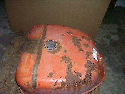 Vintage Allis Chalmers D 17 Tractor - Fuel Tank Cap - 1958