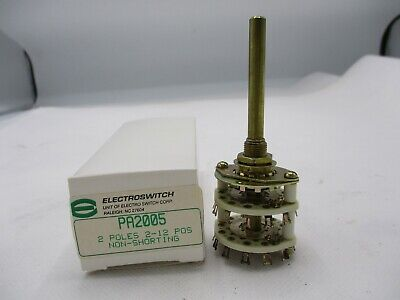 Electroswitch Pa2005 Rotary Switch