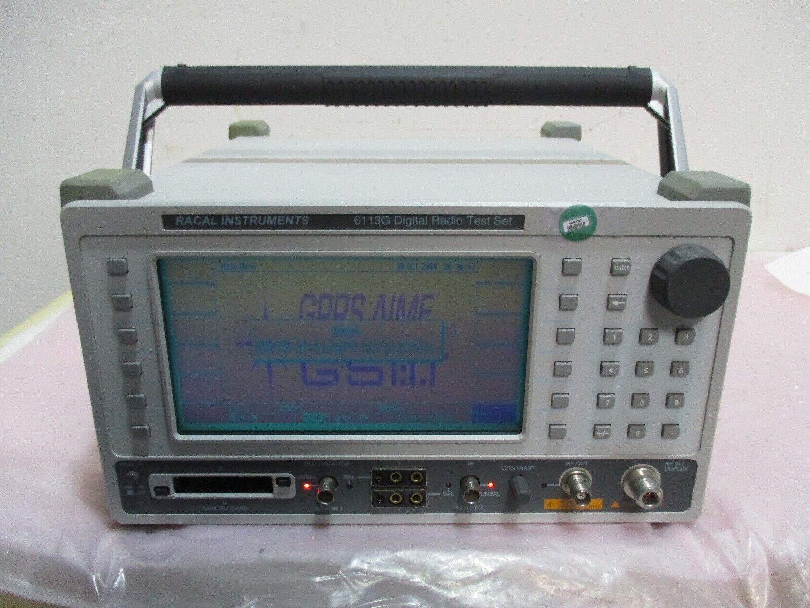 Racal Instrument 6113G Digital Radio Tester, 420197