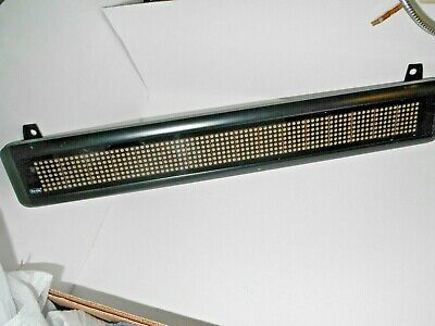 Trucolor Ii 28 Programmable Electronic Scrolling Color Led Message Banner