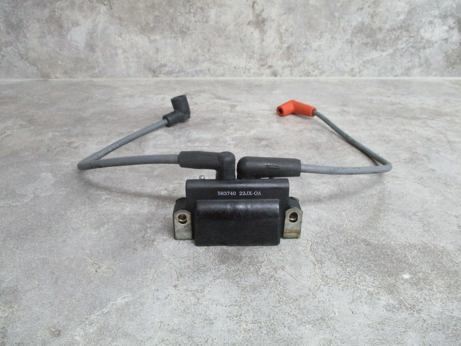 EVINRUDEJOHNSON DUAL IGNITION COIL ASSY #0583740