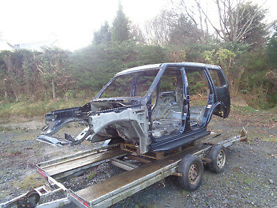 Land Rover discovery 3 2.7 TDV6 HSE 2004-2009 4 Body shell complete quarters etc