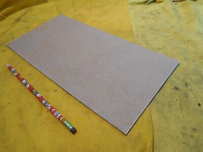 Tan Phenolic Flat Stock Machinable Micarta Sheet Bar Plate 18 X 6 X 12