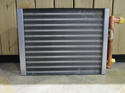 Central Boiler 100k Btu Heat Exchanger Coil Pn 106
