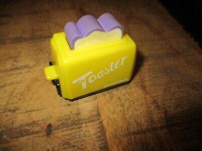 Gomme collector(eraser)SHARPENER-Toaster taille-crayon-3D-Vintage années 80'