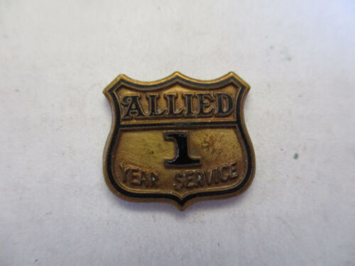Allied  1yr Trucking Truck Driver Employee Safety Award Pin