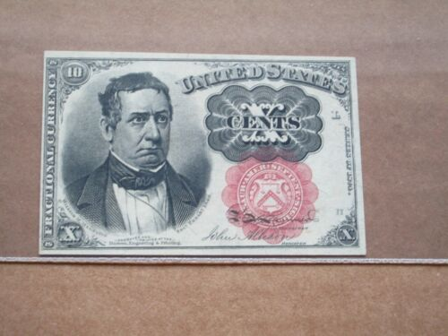Fractional Currency Fr # 1266 5th Issue, Ten Cents, PCGS Choice New 63 PPQ