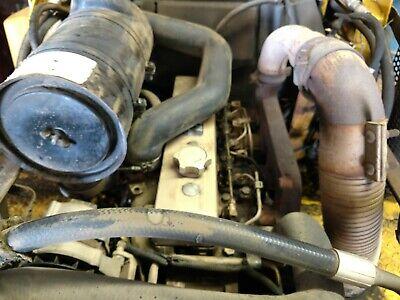 John Deere 4045d Diesel Engine 1998
