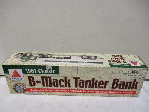 1999 Citgo 1961 Classic B-Mack Tanker Bank