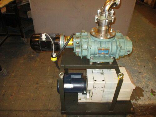 LEYBOLD TRIVAC D65B /STOKES 310-401 Booster Pneumatic Vacuum Pump 3HP