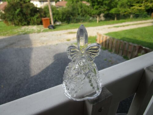 GORGEOUS~  CRYSTAL BELL WITH BUTTERFLY DECOR ~~!!!