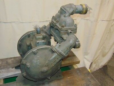 Sandpiper Air Powered Double Diaphragm Pump Sb2-a 2