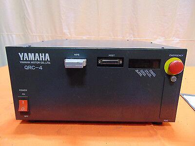 Yamaha Qrc-4 Robotic Controller Qrc44-411