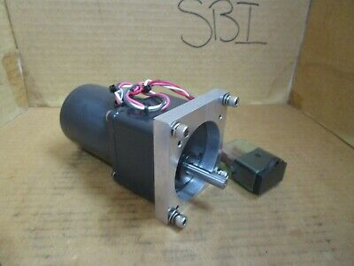 Rewind Motor (Label Aire Rewind Motor 0031046 50 RPM 10 Volt Used)