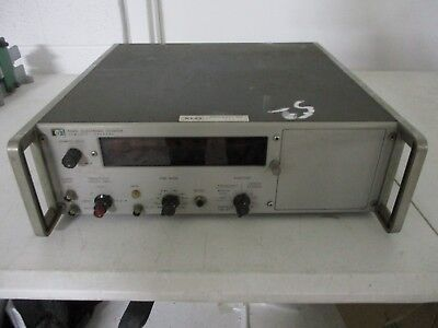 Hp Agilent Electronic Counter - Frequency Measuring Model 5245l Used Free Ship