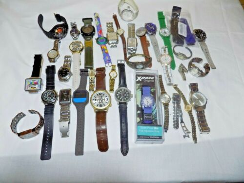 Five Pounds of Wrist Watches
