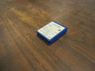 Analog Devices Isolated Bipolar Mv Input Module 7b30-07-2 Used