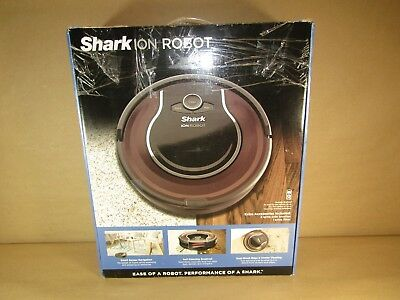 Shark ION ROBOT Vacuum RV725 with Scheduling Remote