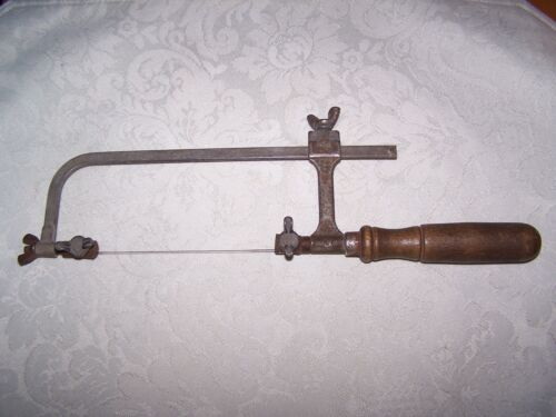 VINTAGE ADJUSTABLE JEWELERS / COPING SAW FOR JEWELRY AND WATCH RAPAIR