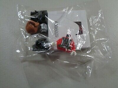 Estate Lego Darth Vader Advent Christmas Minifigure Minifig Sealed in Bag New
