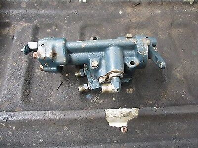 Kubota L3750 5 Cylinder Diesel Tractor Hydraulic Valve Free Shipping