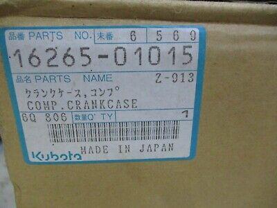16265-01015 Genuine Oem Kubota Comp Flywheel Kx41h