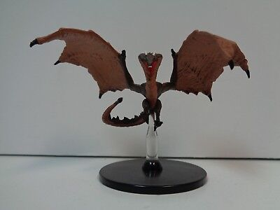 Dungeons & Dragons Miniature - WYVERN 29/45 - Wizkids Icons of the Realm