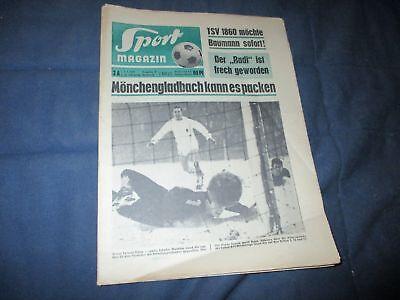 Sport Magazin von 1963 bis 1967 Sport Zeitschriften Sehr gute