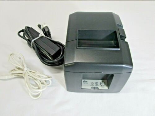 Star Micronics TSP650  POS Thermal Receipt Printer USB with Power Supply