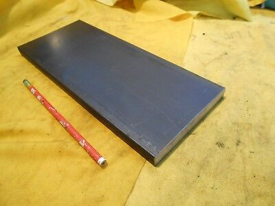 A-36 Steel Flat Bar Stock Tool Die Machine Shop Plate 58 X 5 X 12 Oal