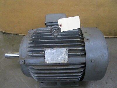 Mitsubishi 15hp Electric Motor 460v 3ph 3520rpm
