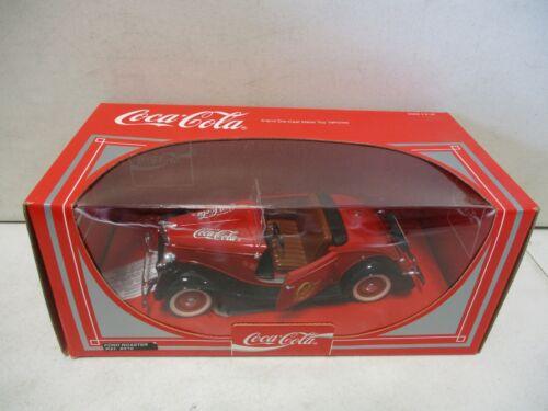 Coca Cola Ford Roadster 1/18