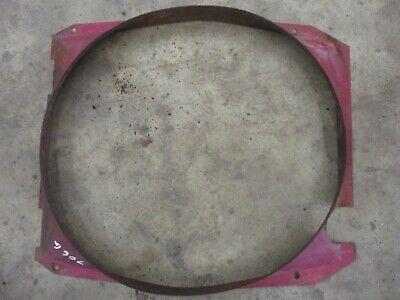 International Farmall 706 Gas Used Fan Shroud Antique Tractor