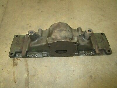 John Deere 720 730 70 Lower Radiator Tank F2241r Nice  Antique Tractor
